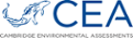 Cambridge Environmental Assessments Logo