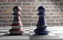 Concept - US-EU chess517©Rawf8 stock.adobe.com